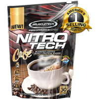 Muscletech Nitro Tech Cafe 30 serv