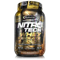 Muscletech Nitro Tech Isolate Gold 908 g