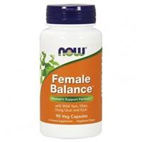 Now Female Balance 90 veg caps