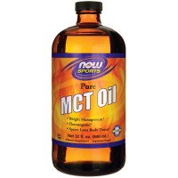 Now Pure MCT Oil 946 ml.