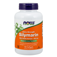 Now Silymarin Extra Strength 450 mg 120 softgels