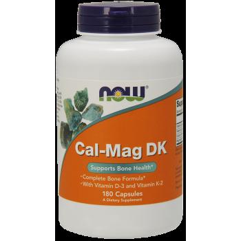 Now Cal-Mag DK Capsules 180 caps