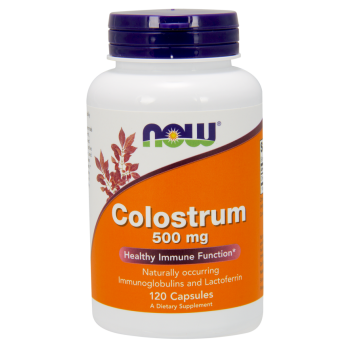 Now Colostrum 120 vcaps