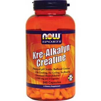 Now Kre Alkalyn 240 caps