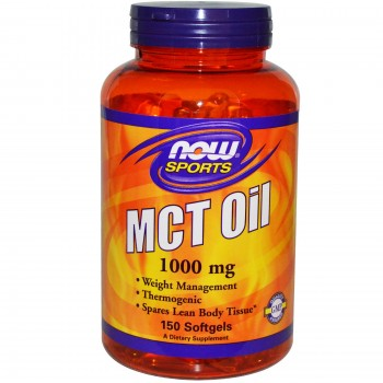 Now MCT Oil 1000 mg 150 softgel