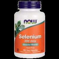 Now Selenium 180 caps