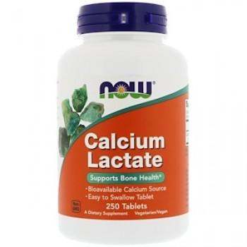 Now Calcium Lactate 250 tab