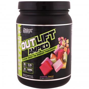 Nutrex Outlift AMPED 446 g