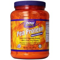 Now Organic Pea Protein 907 g