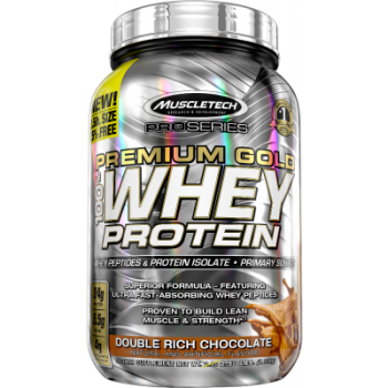Muscletech Premium Gold 100% Whey 1,13 kg