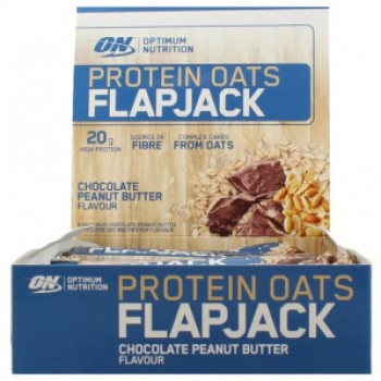ON Protein Oats Flapjack 12x 80 g