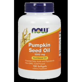 Now Pumpkin Seed Oil 100 softgel