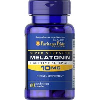 Puritan`s Pride Melatonin 60 caps