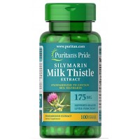 Puritan`s Pride Milk Thistle Standardized 175 mg 100 caps