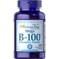 Puritan`s Pride Vitamin B-50 Complex 100 caps
