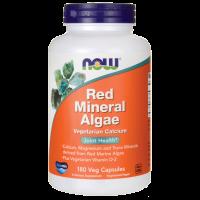 Now Red Mineral Algae 180 veg caps