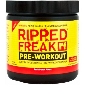 Pharma Freak Ripped Freak Pre-Workout 45 serv