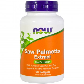 Now Saw Palmetto Extract 90 softgel