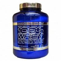 Scitec 100% Whey Protein With Extra Amino Acids 2,3 kg