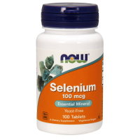 Now Selenium 100 mg 100 tab