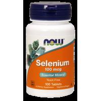 Now Selenium 100 mg 100 tablete