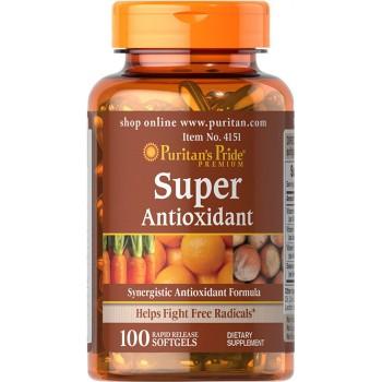 Puritan`s Pride Antioxidant Forumula 100 softgel