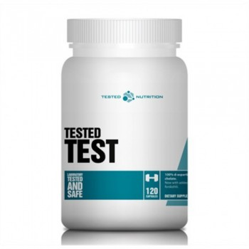 Tested Nutrition Test 120 caps