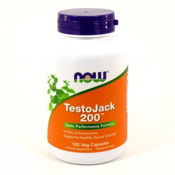 Now TestoJack 200 120 vcaps