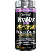 Muscletech VitaMax SX-7 Black Onyx Women 120