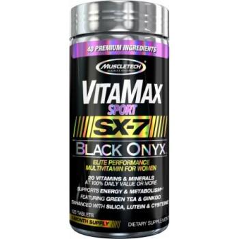Muscletech VitaMax SX-7 Black Onyx Women 120