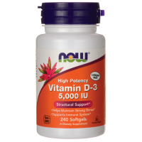 Now Vit D3 2000IU 240 caps