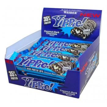 Weider Yippie 37% Bar 12 buc