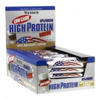 Weider 40% High Protein Bar 100gr 12 bc