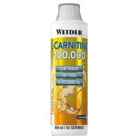 Weider L-Carnitine 100.000 500 ml