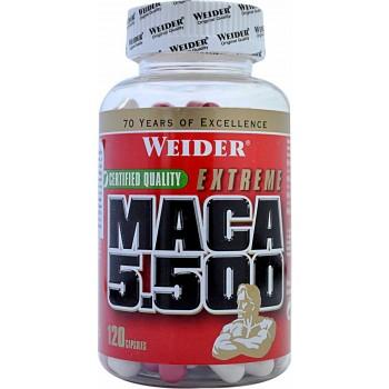 Weider Maca 5.500 120 caps