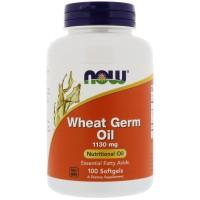 Now Wheat Germ Oil 1130mg 100softgel