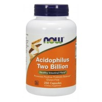 Now Acidophilus Two Billion 250 veg caps