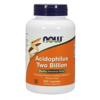 Now Acidophilus Two Billion 250 veg caps