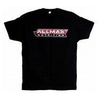 Allmax Nutrition Tricou Black