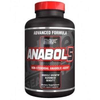 Nutrex Anabol 5 120 caps