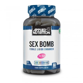 Applied Nutrition Sex Bomb for Her 120 caps
