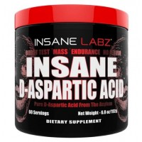 Insane Labz Insane D-Aspartic Acid 60 serv