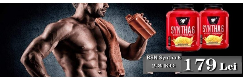 Bsn Syntha 6 2.3 kg