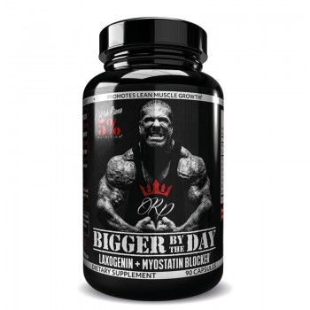 Rich Piana 5% Bigger By The Day 90 caps