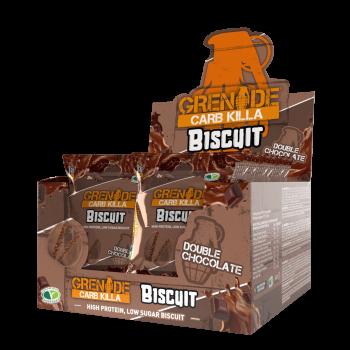 Grenade Carb Killa Biscuit 12 x 50 g