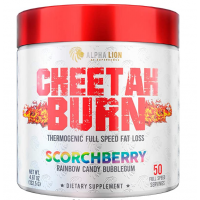 Alpha Lion Cheetah Burn 50 servings