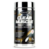 Muscletech Clear Muscle Next Gen 84 caps
