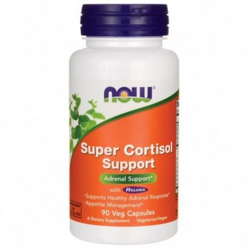 Now Super Cortisol Support 90 veg caps