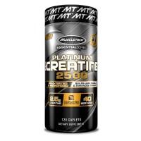 Muscletech Platinum 100% Creatine 2500 120 caps