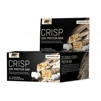 MusclePharm Crisp Protein Bar 12x 45 g